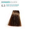 6.3 RUBIO OSCURO DORADO DARK GOLDEN BLOND