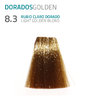 8.3 RUBIO CLARO DORADO LIGHT GOLDEN BLOND