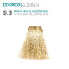 9.3 RUBIO MUY CLARO DORADO VERY LIGHT GOLDEN BLOND